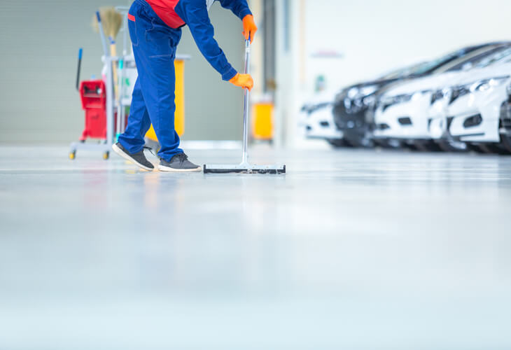 Educational Institute Disinfecting Services